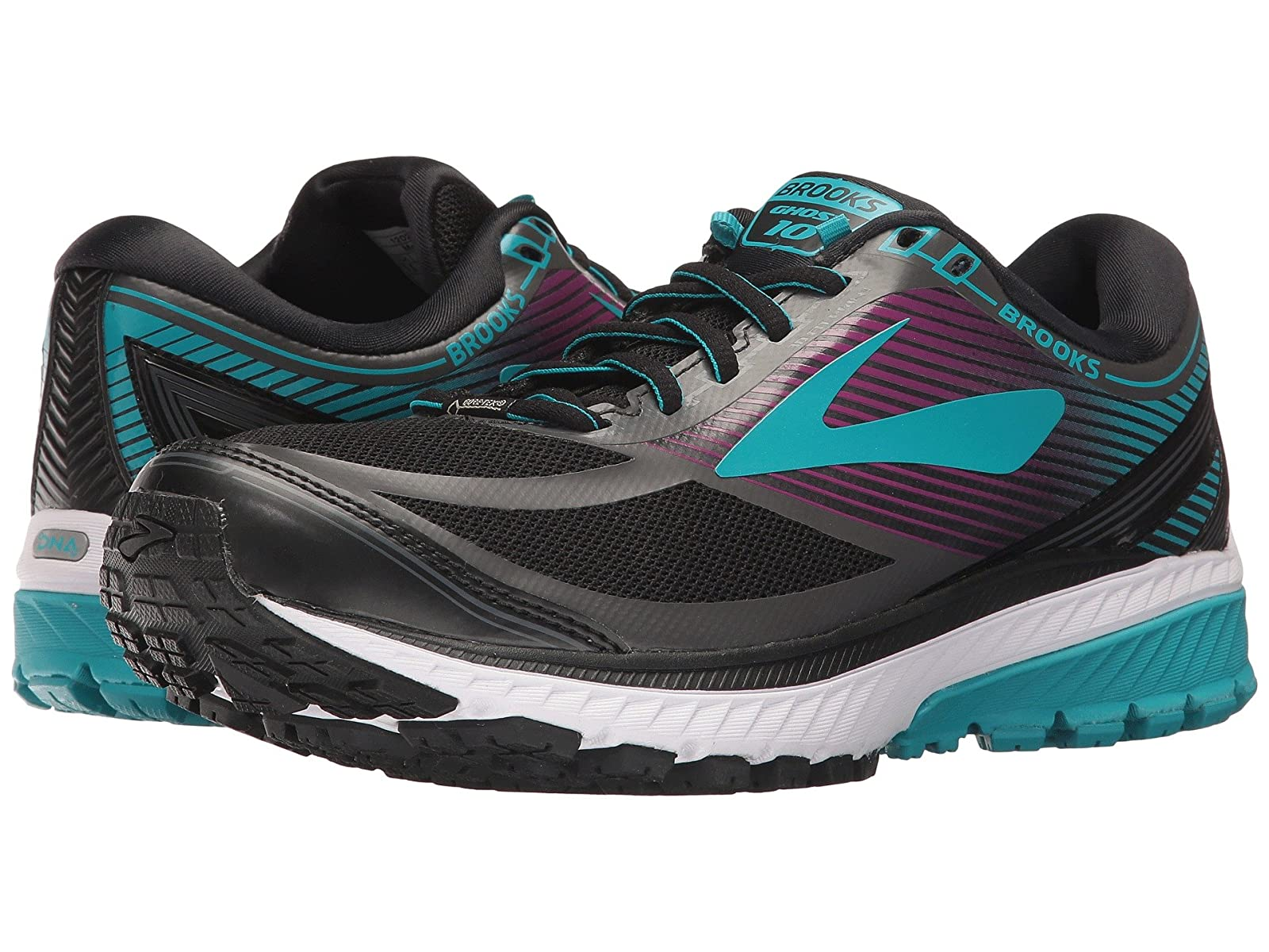 Brooks Ghost 10 GTX®Atmospheric grades have affordable shoes