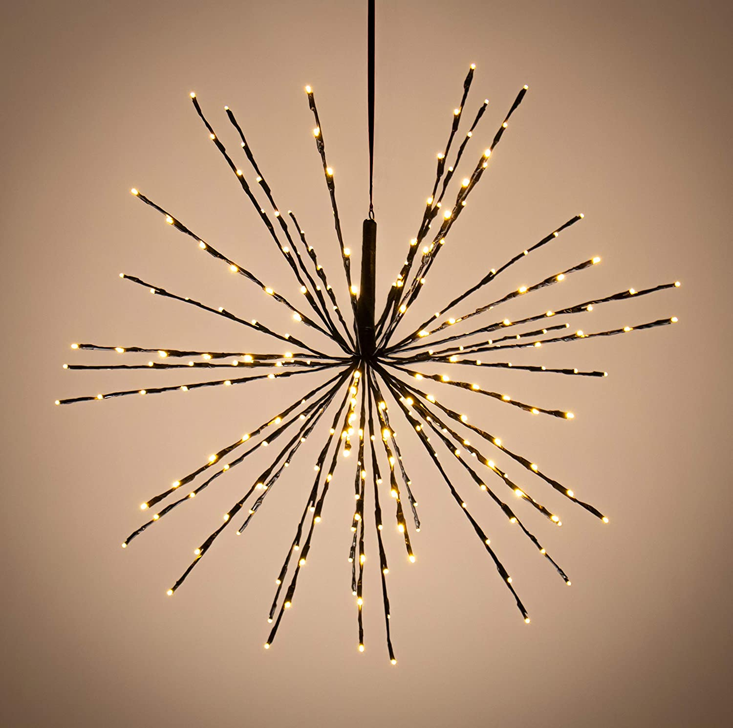 Elf Logic All items in the store - low-pricing Starflower Hanging Inch Star Lights Firework 34