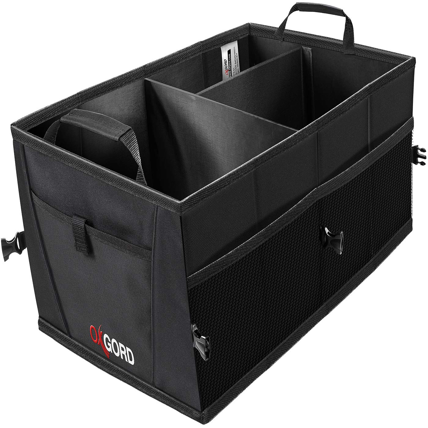 OxGord Trunk Storage Organizer Pockets
