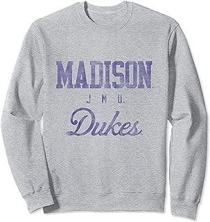 James Madison JMU Dukes Women's NCAA Sweatshirt 30jmu-1