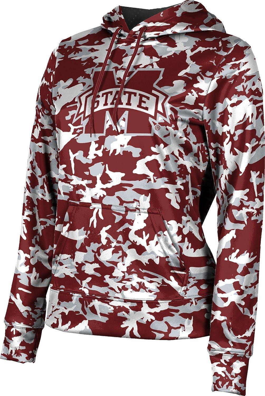 ProSphere Mississippi State University Girls' Pullover Hoodie, School Spirit Sweatshirt (Camo)