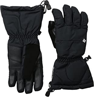 Columbia Sportswear Men's Tumalo Mountain Gloves, Black, Small