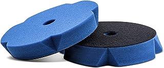 Scholl Concepts Ninja Finishing Pad 140/25 mm blau, 2 Stück