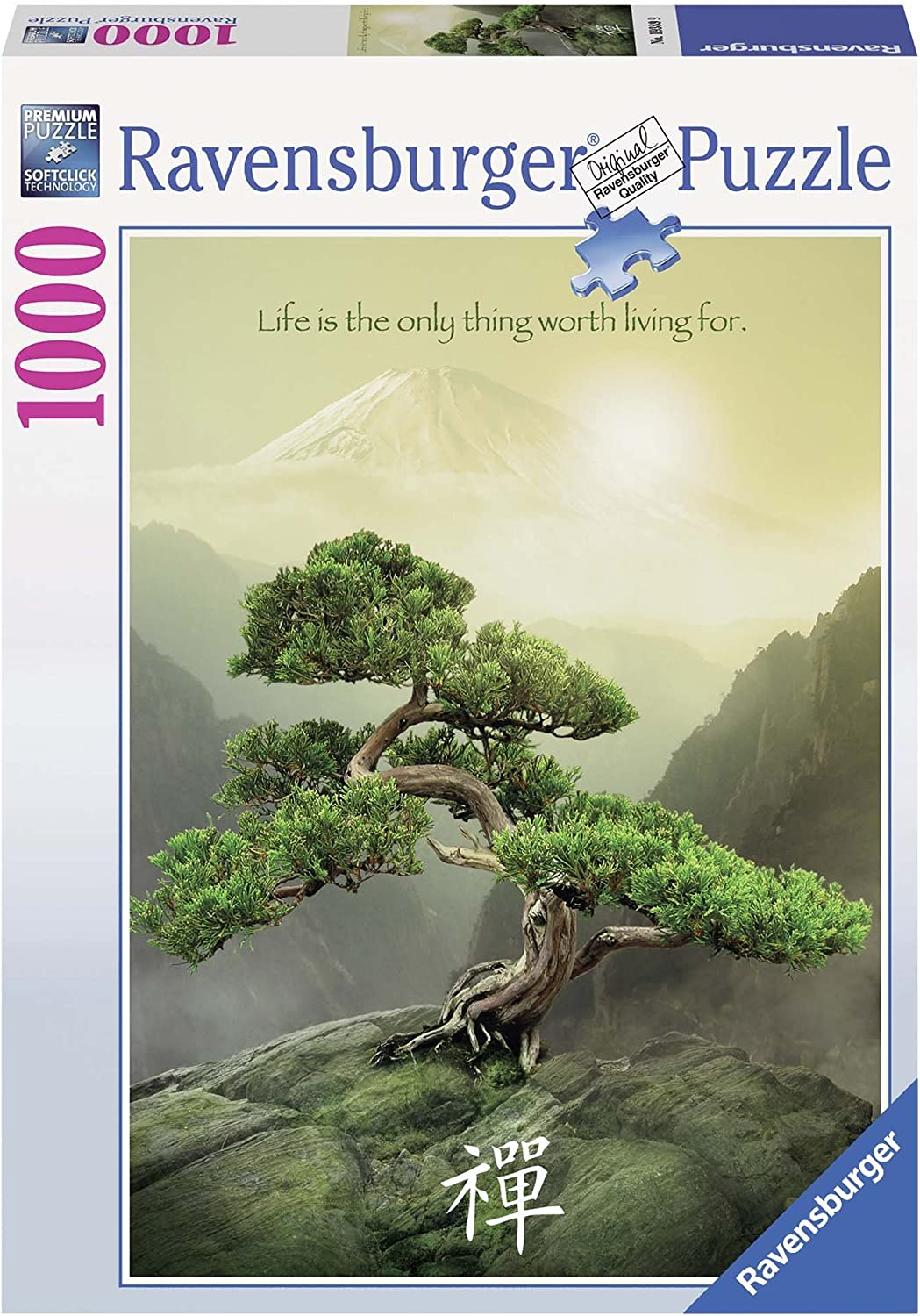 Ravensburger Tree of Life Jigsaw Puzzle (1000 Piece)