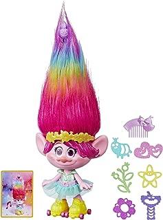 Trolls Party Hair Poppy Musical Doll, Sings