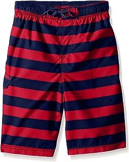 Boys' Specter Quick Dry UPF 50+ Beach Swim Trunk