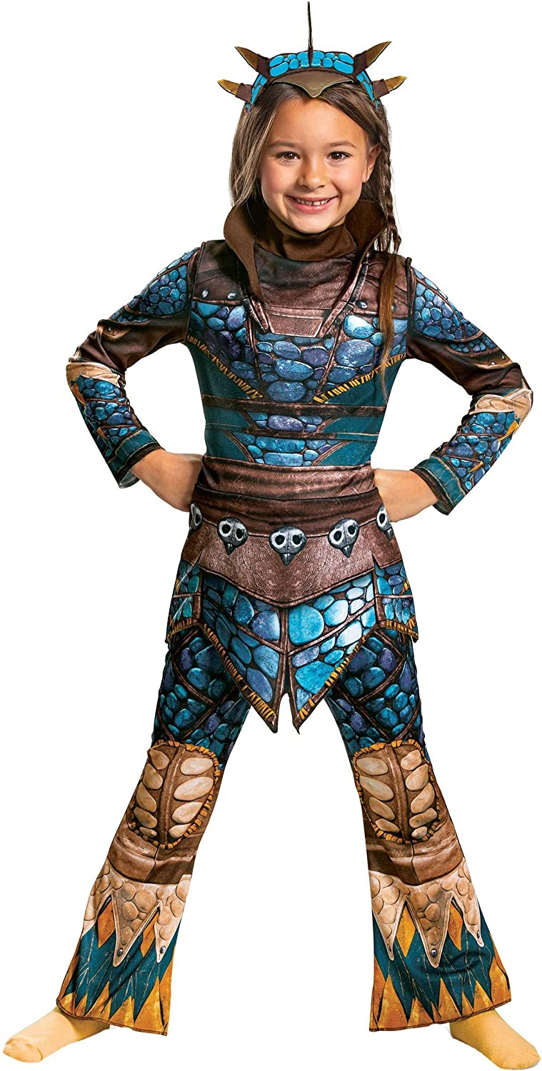 Girls How to Train Your Choice Classic Popular overseas Costume Dragon Astrid