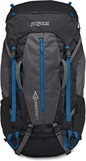 Klamath 75 Hiking Daypack - Designed for Any Backpacking Adventure | Forge Grey/Moroccan Deep
