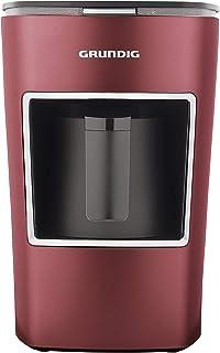 Grundig TCM 7610 R Red Brown Kahve Makinesi