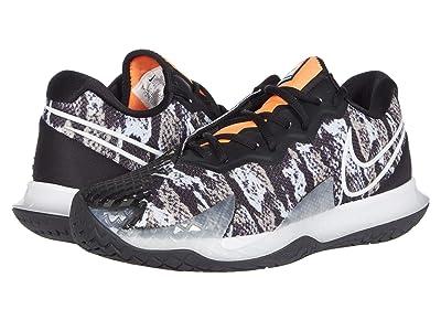 Nike NikeCourt Air Zoom Vapor Cage 4 (Photon Dust/White/Black/Khaki) Men