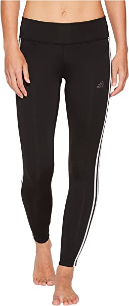 Designed-to-Move 3-Stripe Long Tights
