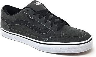 Vans Bearcat Charcoal/White/Black Men's Classic Skate Shoes Size 13