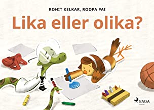 Lika eller olika? (Swedish Edition)