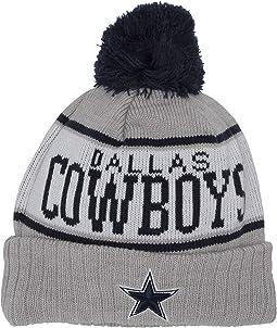 Dallas Cowboys New Era® Striped Knit