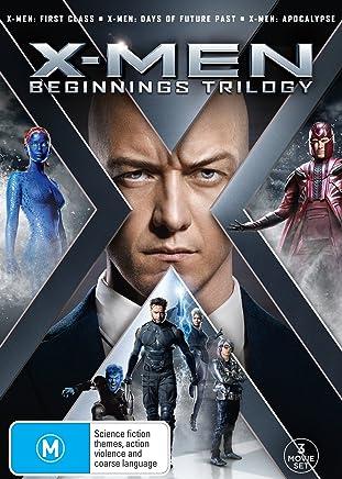 X-MEN PREQUEL TRILOGY (3 DISC)
