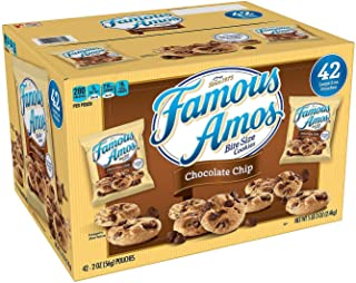 famous amos chocolate