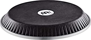 Meinl Percussion Head by REMO for Select Meinl Congas with SSR Rims-Made in USA-11 Skyndeep, Black Calfskin (RHEAD-11BK)