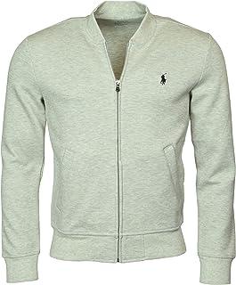 Polo Ralph Lauren Men's Double-Knit Bomber/Track Jacket