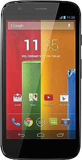 Motorola Moto G (1st Gen) XT1032 8GB Factory Unlocked Global GSM Quad-Core Smartphone - Black