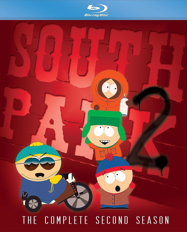 Las Vegas Mall South Park: The Complete Choice Blu-ray Season Second
