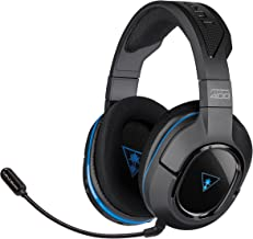 Turtle Beach - Ear Force Stealth 400 Fully Wireless Gaming Headset, PS4 (Discontinued by Manufacturer)- (Renewed)