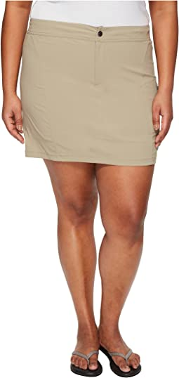 Plus Size Just Right Skort