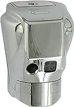 Rubbermaid FG401187A Auto Flush Side Mount Polished Chrome Toilet Flushing System, 4-3/4