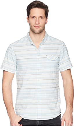 VISSLA - Connection Woven Top