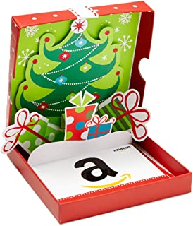 Amazon.com Gift Card in a Premium Holiday Gift Box (Various Designs)