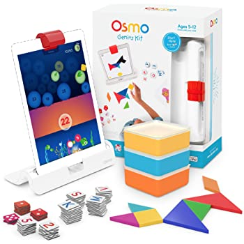Osmo - Genius Kit For Ipad - (Newer Version Available - Discontinued by Manufacturer)