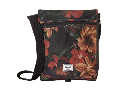 Herschel Supply Co. Lane (Tropical Hibiscus) Messenger Bags