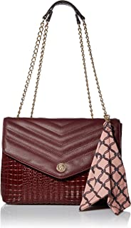 Anne Klein Chain Flap Shoulder Bag
