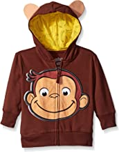 Curious George Boys' Character Hoodie