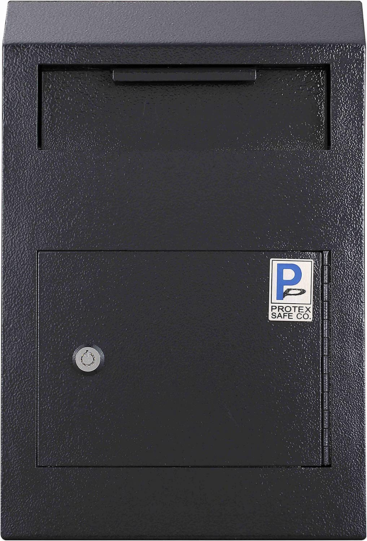 Protex Popular product Drop Max 47% OFF Box WDS-150 Safe Black