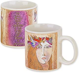Laurel Burch Artistic Collection 14-ounce Mug, Soul Tears