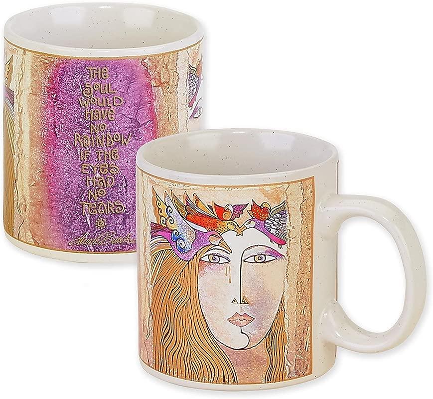 Laurel Burch Artistic Collection 14 Ounce Mug Soul Tears