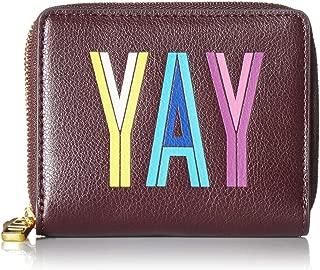Fossil Women's Yay Novelty Rfid Mini Wallet