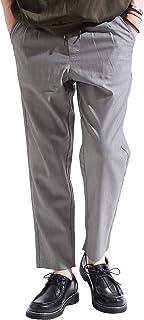 バレッタ TR ストレッチ 2タック テーパード ワイド パンツ スラックス スウェット メンズ
