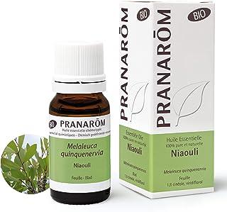 Pranarôm | Huile Essentielle Niaouli Bio | Melaleuca quinquenervia | Feuille | HECT | 10 ml