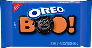 OREO Chocolate Sandwich Cookies, Halloween Edition, 1 Resealable Family Size Pack (20 oz.)