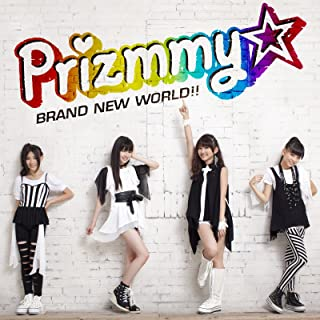 BRAND NEW WORLD!!