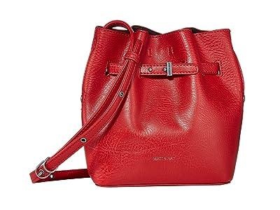 Matt & Nat Lexi Mini (Red/Black) Bags
