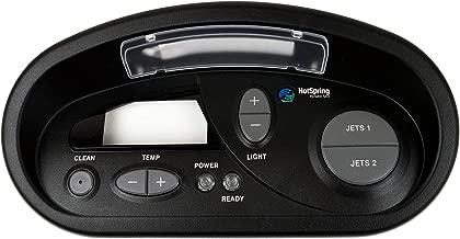 Hot Spring Spas Control Panel Bezel 2 Pump 98, 71509
