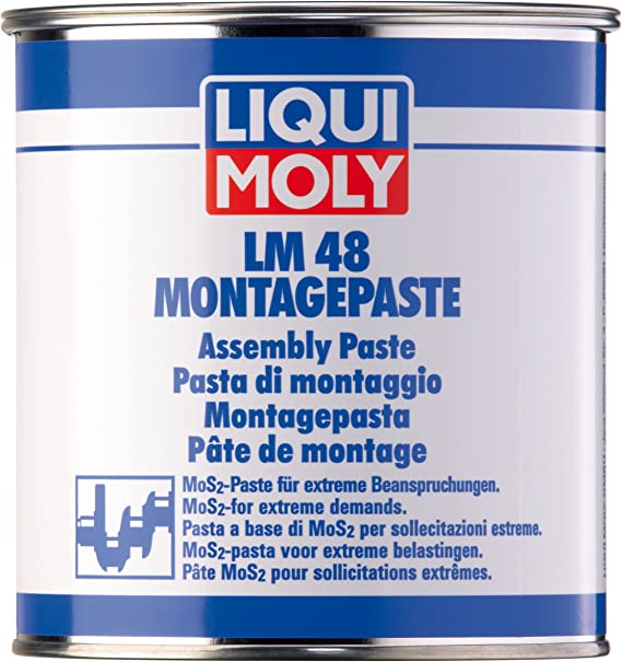Liqui Moly 20216 Moly 3010 Lm 48 Montagepaste 50 G Auto