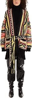 LANEUS Luxury Fashion Womens CDD5252 Multicolor Cardigan | Fall Winter 19