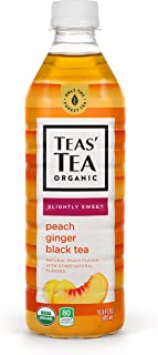 Best is ginger peach tea good for you Reviews