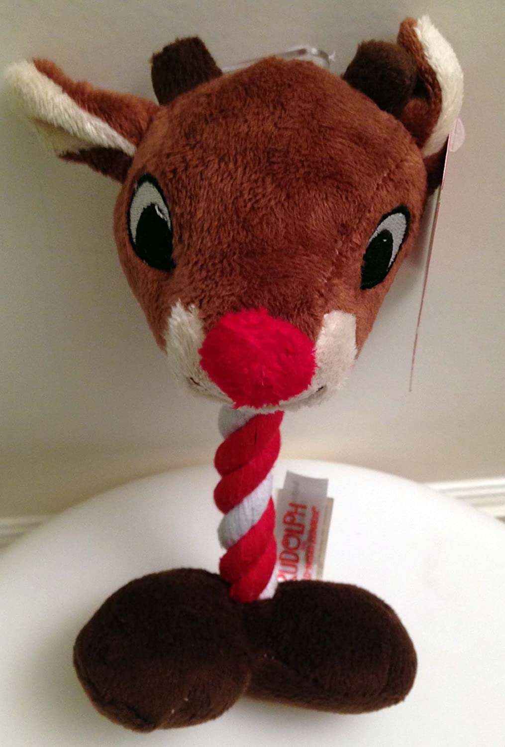 Rudolph The RedNased Reindeer Dog Rope Chew Toy by Rudolph the Red Nased Reindeer