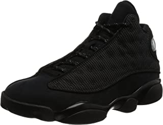 Jordan Nike Mens Air 13 Retro Black Cat