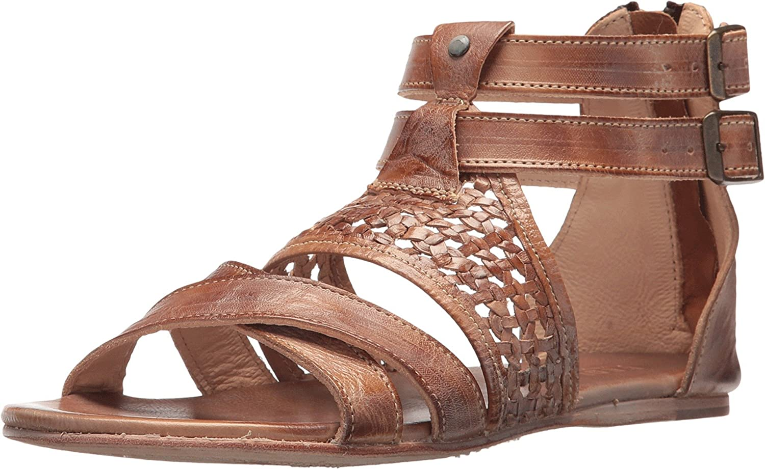 Max 81% OFF Bed Stu New product type Women's Capriana Leather Sandal