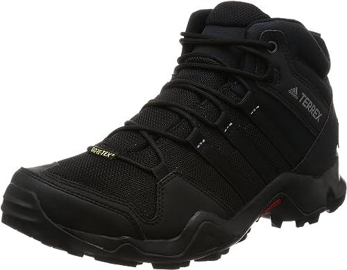 Adidas Terrex Ax2r Mid GTX, Hausschuhe de Senderismo para Hombre